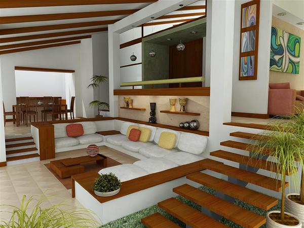 Dise o de interiores arquitectura taringa for Decoracion de techos interiores fotos