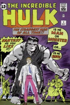 Hulk 1 Stan Lee Jack Kirby