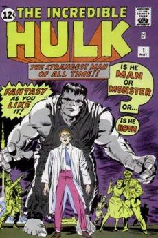 Hulk 1 Stan Lee Jack Kirby