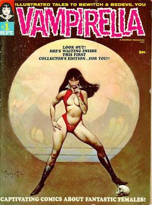 Frank Frazetta - Vampirella