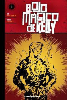 El Ojo Mágico de Kelly - Ken Bulmer - Solano López