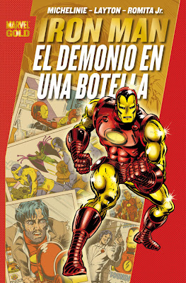 Iron Man - El demonio en una botella