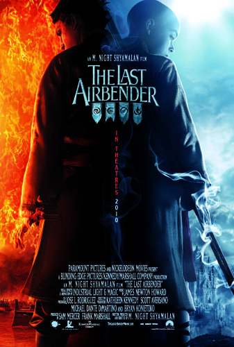 Airbender el último guerrero