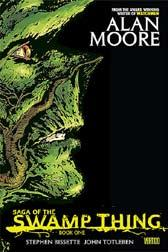 Swamp Thing - Alan Moore