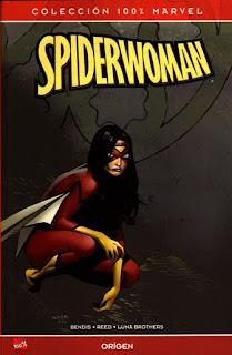 SPIDERWOMAN: ORIGEN - Brian Michael Bendis - Brian Reed - hermanos Luna