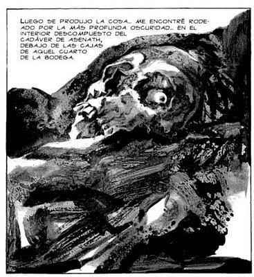Alberto Breccia - Lovecraft