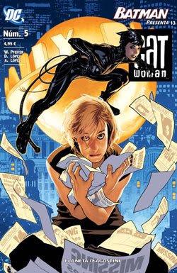 Batman presenta: Catwoman 5, de Will Pfeifer y David López