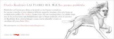 Presentación de LAS FLORES DEL MAL editado por Libros del Zorro Rojo
