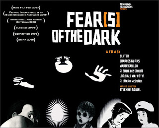 Fear(s) of the dark de Charles Burns, Mattoti, et. al.