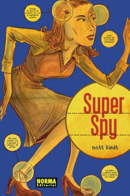 Super Spy de Matt Kindt