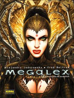 Megalex de Alejandro Jodorowsky y Fred Beltrán