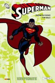 Superman: Kryptonita, de Darwyn Cooke y Tim Sale