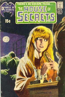 The House of Secrets Bernie Wrightson Len Wein