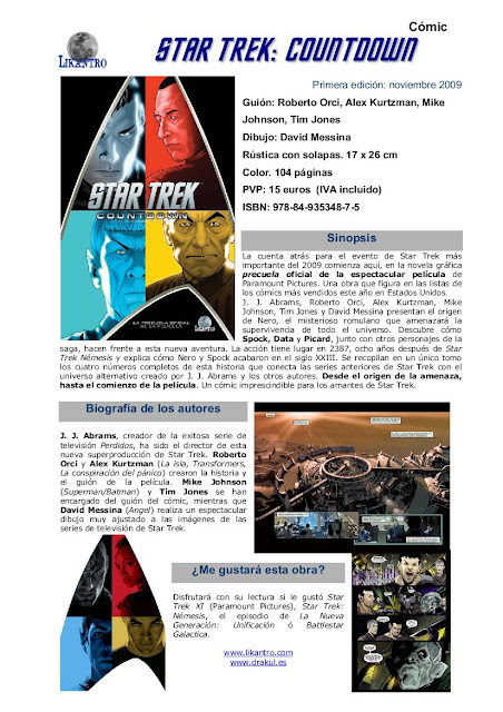 Star Trek Cómic