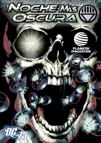 Noche más oscura - DC Comics - Planeta de Agostini