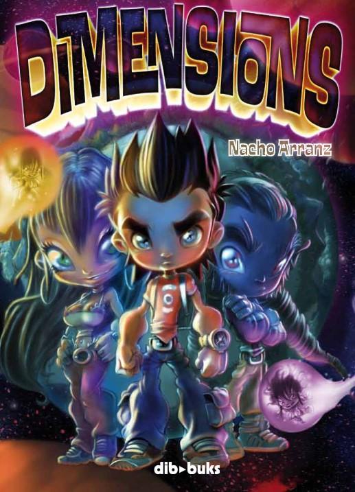 Dimensions - Nacho Arranz