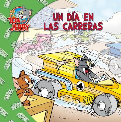Tom y Jerry - Un día en las carreras