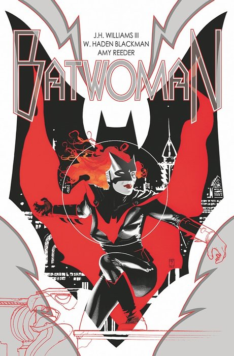 Batwoman - J. H. Williams III