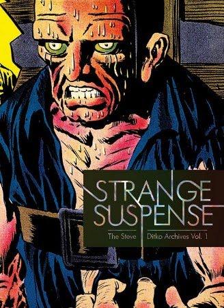 Strange Suspense - Los archivos de Steve Ditko