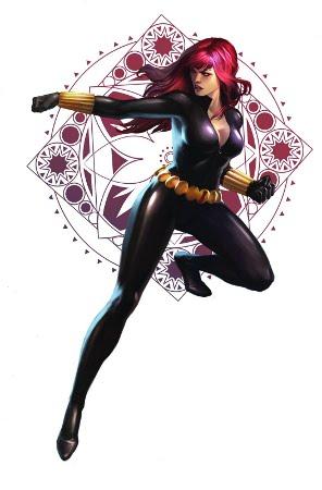 Viuda Negra - Marvel