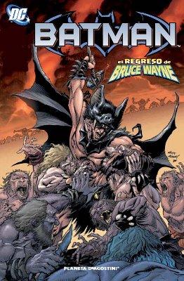 Batman - El Regreso de Bruce Wayne
