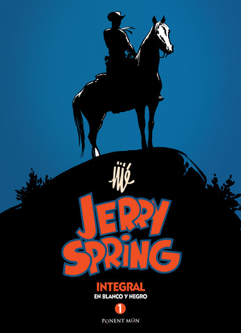 Jerry Spring - Jijé