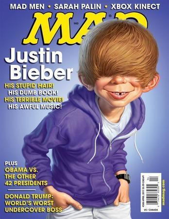 Justin Bieber - MAD
