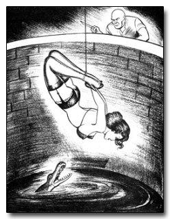 Joe Shuster Bondage Comics