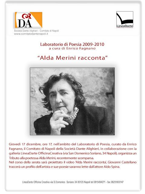 ">""Alda Merini racconta"""