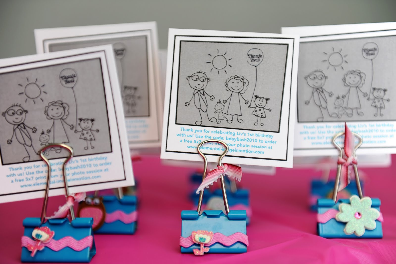 Creative birthday party favors for adults