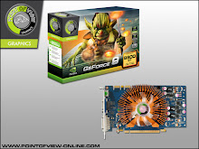 POINT VIEW GEFORCE 9800 GT GPU CORE CLOCK 1GB