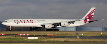 QATAR AIR BUS A-330-600