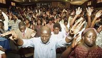 Ugandans in Prayer