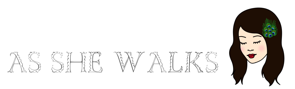 As She Walks