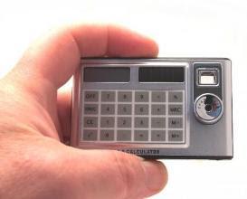 camara calculadora