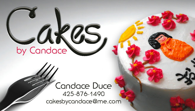 Cakes by Candace