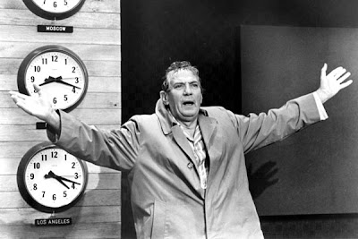 Peter Finch - filme Rede de Intrigas