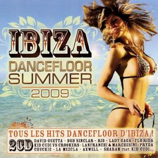 eletrohitz, eletro hitz, musica eletronica, musica eletronica 2009, house music, trance, psy, balada, night club, V.A. - Ibiza Dancefloor Summer 2009