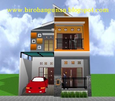 gambar rumah klasik on Desain Rumah Bpk Teguh Mojokerto : MEMAKSIMALKAN RUANG DI LAHAN SEMPIT ...