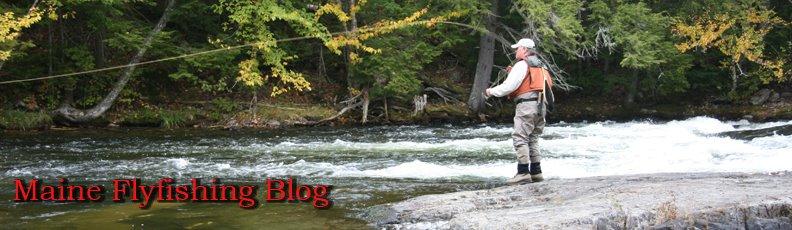 Maine Flyfishing