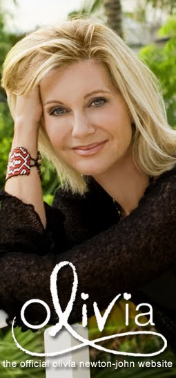 Le site officiel d&#39;Olivia Newton-John
