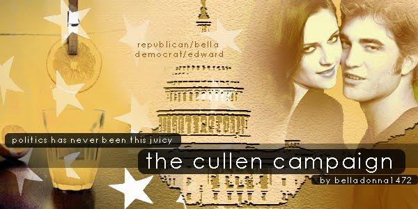 The Cullen Campaign