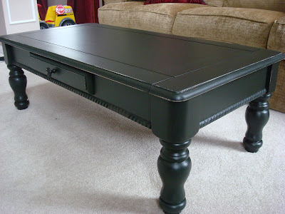 transforming a goodwill coffee table from thrifty decor chick