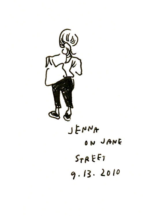 jenna on jane street