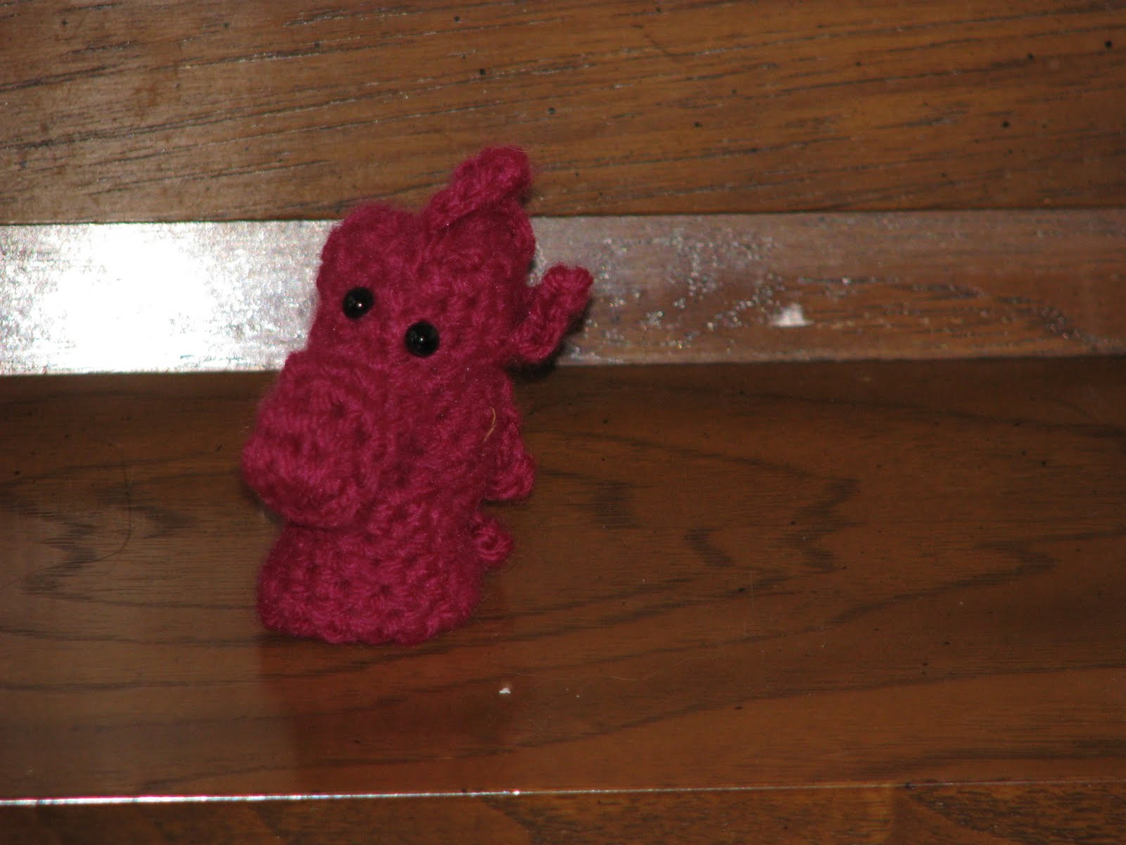 Knitting Patterns For Finger Puppets Free : KNITTED FINGER PUPPET PATTERNS   Free Patterns