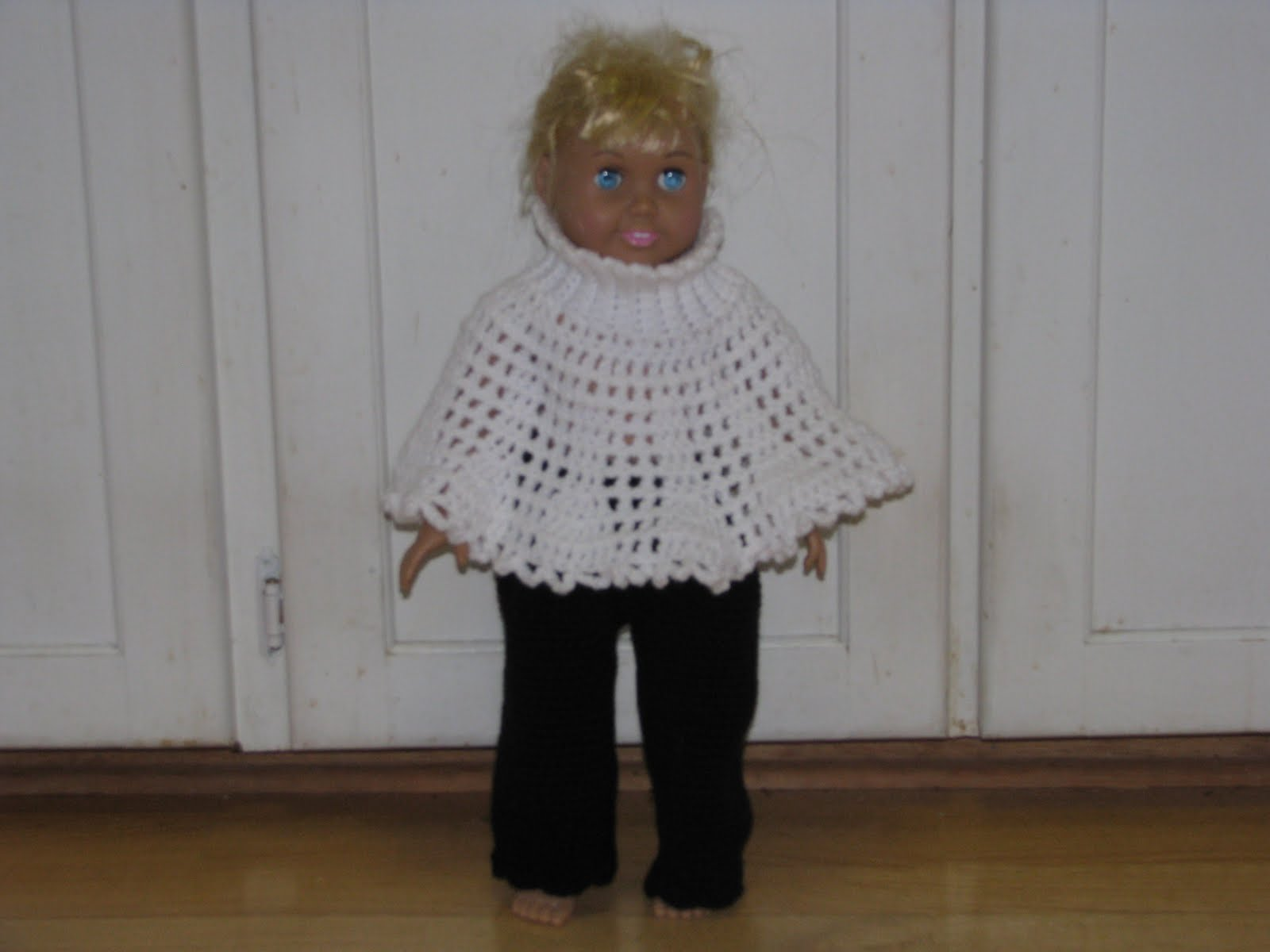 Crochet Pattern Central - Free American Girl Doll/18in Doll