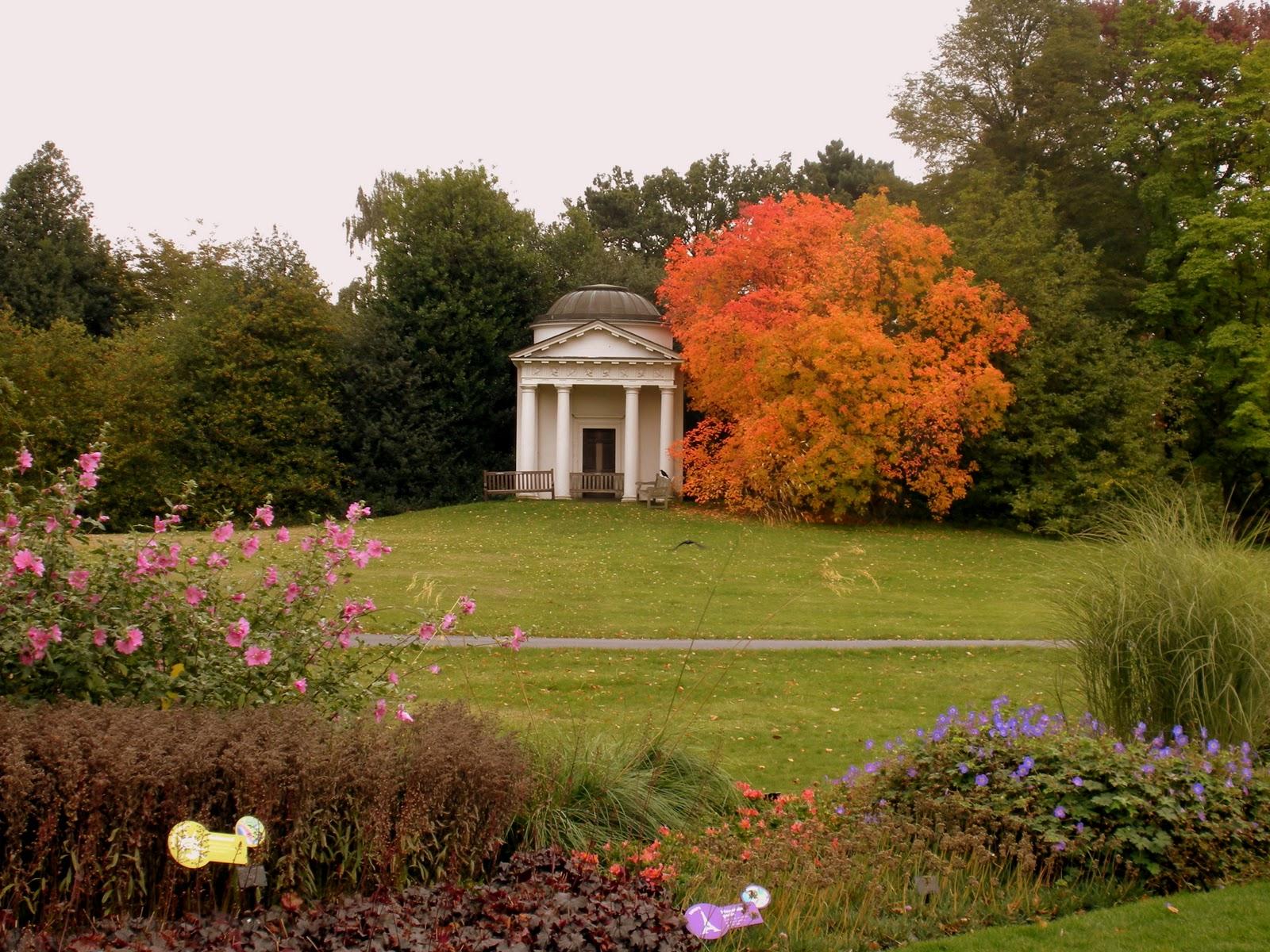 Travel Weakness: Kew Gardens at London, England