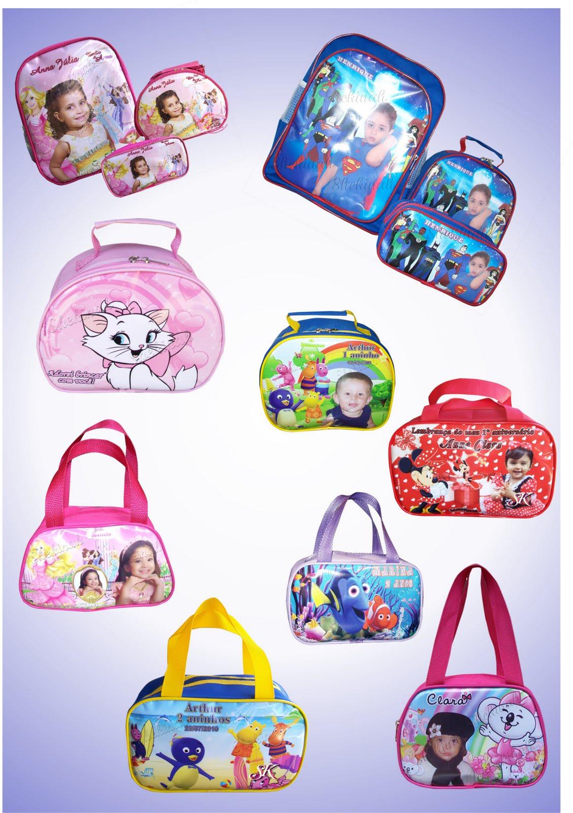 Docces lembran as bolsas personalizadas - Bolsas de regalo personalizadas ...