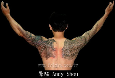 Free Tattoo Designs Angel