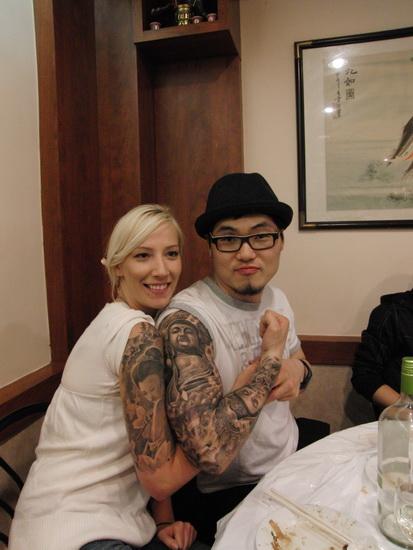 Nysobukyfi miranda lambert tattoo pics for Miranda lambert tattoo on arm
